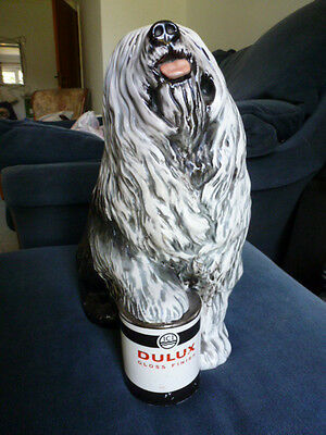 Excellent Original Large Beswick Dulux Old English Sheepdog Fireside 2232