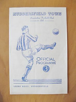 1951 FA Cup Semi-Final Replay NEWCASTLE UNITED v WOLVES Exc Condition Programme