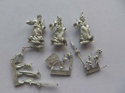 Mordheim Classic Metal Carnival Of Chaos Circus Henchmen  2S