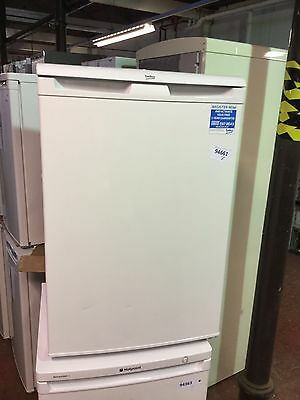*Beko UR584APW Freestanding Fridge - White #94661