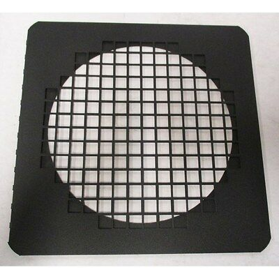 PAR 56 Short Can Gel Frame 197x197mm Black Metal C2TY#