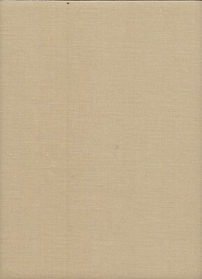 32 count Permin/Wichelt Linen Fabric FQ 49 x 69cms Col. 140 Natural Light