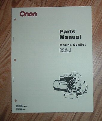 Onan outdoor power equipment manuals & guides for sale | ebay.