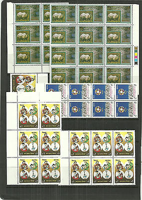 Nepal- Many Nepalese Stamps- Nearly All Mnh ( Value? )