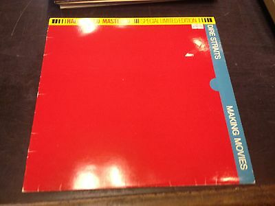 Dire Straits - Making Movies Lp Half-Speed Mastered Special Limited Edition