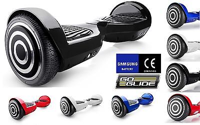 Self Balancing Electric Scooter Hover Board 2 Wheel Swg-Way Iscooter Fully Safe
