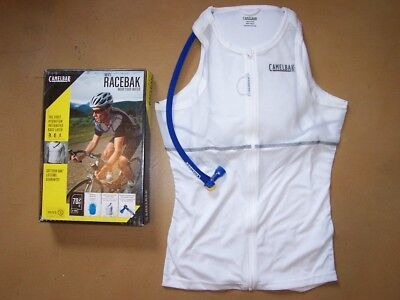 NEW - Camelbak Racebak, Men's Hydration Base Layer (Select Size)