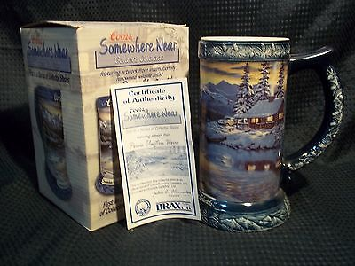 COORS 1st in Series Persis Clayton Weirs Collector Stein NEW in Box