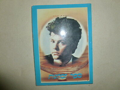 """Paul Young NEW WAVE STAR on Children Memory Book 1980"""" ISRAEL"""