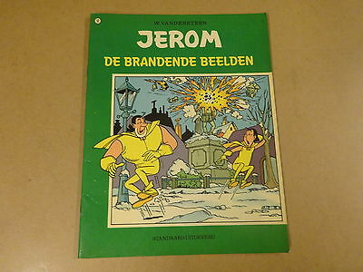 Strip 1° Druk / Jerom N° 52