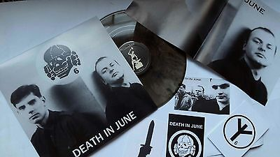 Death In June  Archive Lp (Current 93,Boyd Rice,Crisis,Joy Division,Joy Of Life)