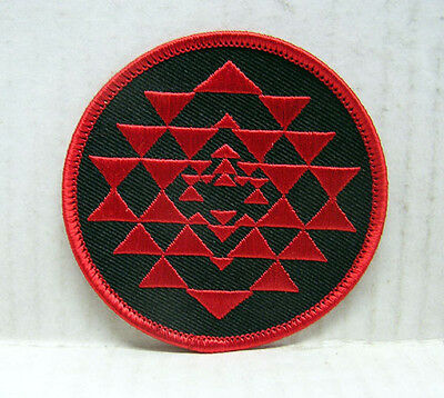 Kampfstern Galactica coloial Warrior Red Squadron patch Uniform Aufnäher