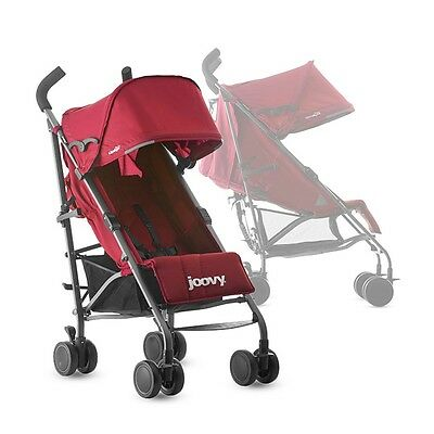 Joovy Groove Ultralight Stroller - Red