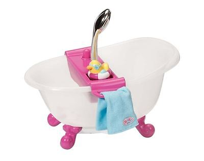 Baby Born Interactive Bathtub with Duck Playset