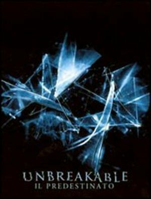 Unbreakable  Dvd Thriller