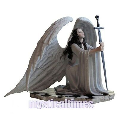 New * The Blessing  * Angel Anne Stokes  Figurine Statue Brand New Free Post