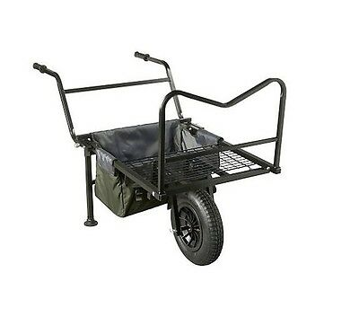 JRC Contact Barrow + Middle Bag Carp Fishing Barrow NEW - 1377133