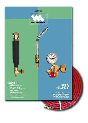 Weldmark Air/Acetylene 'B' High-Output Soldering/ Brazing Kit - WM300203