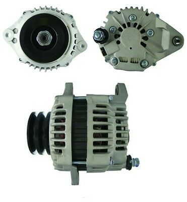 Alternator Compatible For Isuzu Trooper SUV 3.0 DTI 90A 2 Ribs 05 1998 Onwards