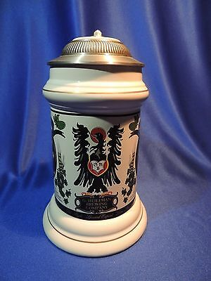 House Of Heileman Commemorative Stein Series-1995