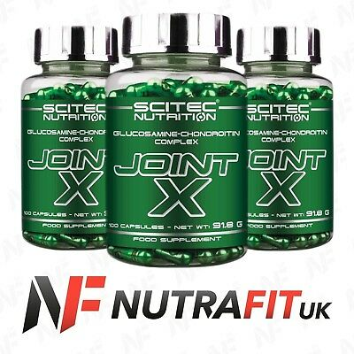 SCITEC NUTRITION JOINT X 100 caps joints support recovery maintenance