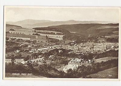 Scotland, Peebles from The East Postcard, A426