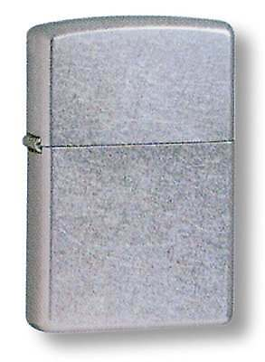 Zippo Street Chrome WindProof Lighter Model 207 Lifetime Guarantee NEW L@@K