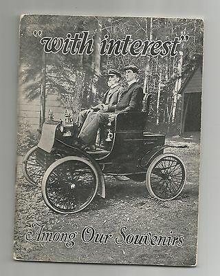 With Interest,  Vermont Peoples National Bank, Vol VI # 3, March 1929, 22 photos