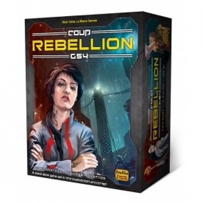 Coup Rebellion G54 Board Game Brand New