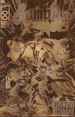 Gambit and the X-ternals Ultimate Gold Edition / US TPB