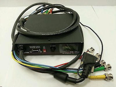 EXTRON RGB Cables 109XI VGA INTERFACE WITH ADSP