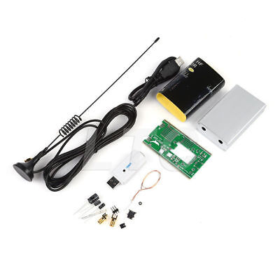 100KHz-1.7GHz Full-band Software Radio FM AM CW DSB LSB RTL-SDR Kit del Receptor