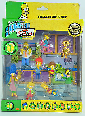 Greetings from Springfield Simpsons Evergreen Terrace Series 1 Figur Bart 08-AGH