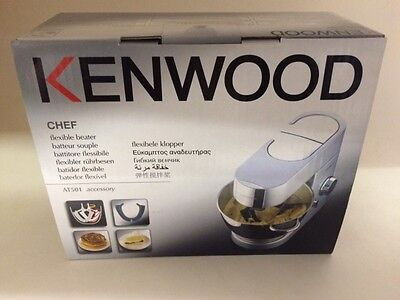 Brand New Kenwood Chef Flexible Beater - AT501