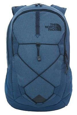 The North Face Jester 26 Liters Shady Blue Heather / Urban Navy Daypacks