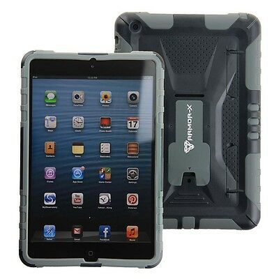 Armor-x Cases Rugged Case With X Mount For Ipad Mini Black   Photo video