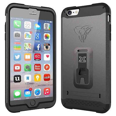 Armor-x Cases Rugged Case Kickstand Belt Clip For Iphone 6 Plus Gold   Photo vi