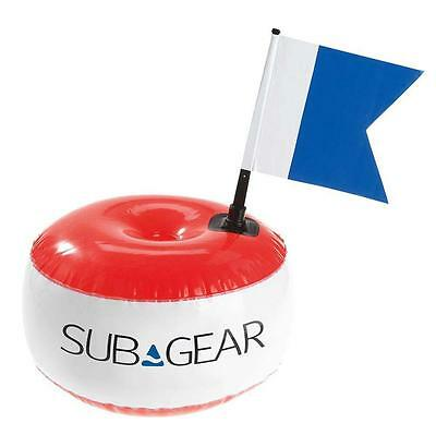 Subgear Marker Flag For Apnea Buoy   Signaling buoys