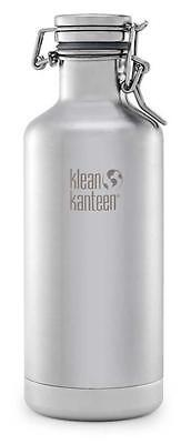 Klean Kanteen 0.95 L Classic Vacuum Insulated Growler With Swing Loktm Cap 0.95