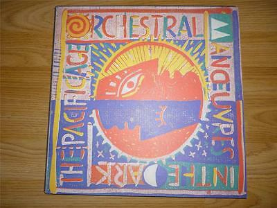 ORCHESTRAL MANOEUVRES IN THE DARK The pacific age Virgin V2398 pop LP from 1986