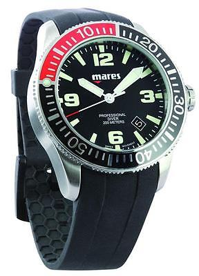 Mares Mission Watch   Taucheruhren