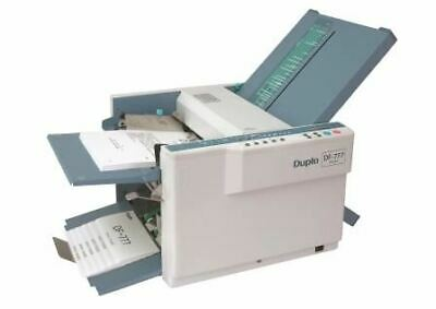 Duplo- DF 777 Automatic Paper / letter Folding Machine A3 A4 A5  BRAND NEW