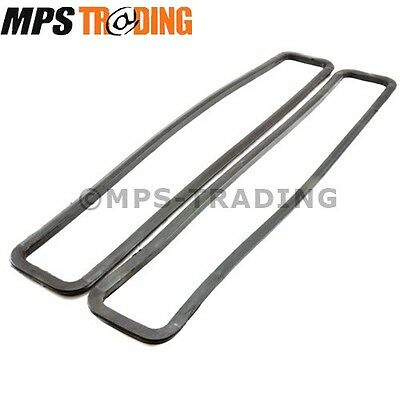 Land Rover Defender (Up To 1992) & Series 3 Bulkhead Vent Seals - 2 X Muc4299