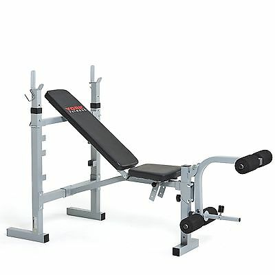 York Fitness B530 Heavy Duty Incline and Decline Bench