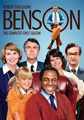 BENSON COMPLETE FIRST SEASON 1 Sealed New 2 DVD Set