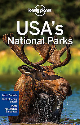 National Parks USA United States America LONELY PLANET Travel Guide 2016