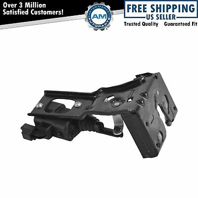 Liftgate Tailgate Lock Actuator with Integrated Latch for Ford Mercury Truck SUV