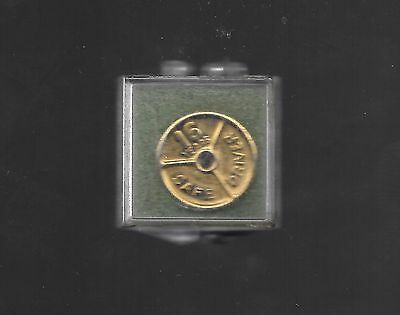 16 Years Safe Driver Vintage Pin - Employers Insurance of Wausau