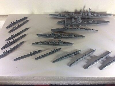 antique meccano dinky toys ships of the british navy