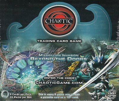 Chaotic Beyond the Doors Booster Box